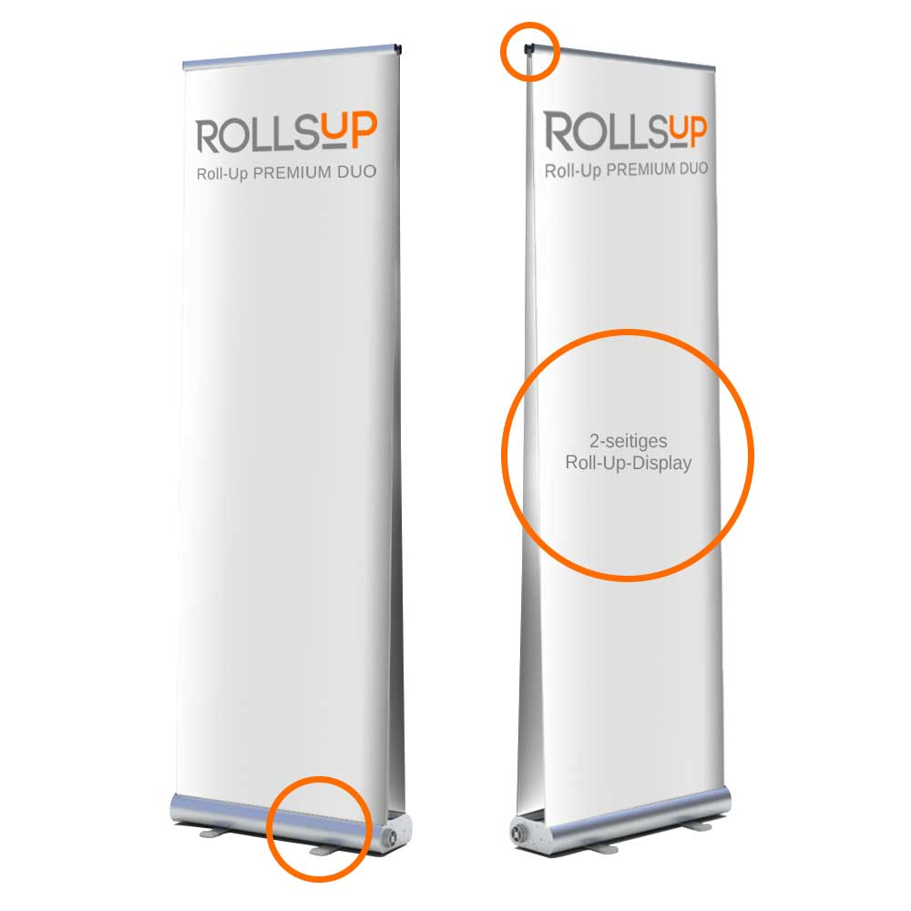Roll-Up PREMIUM DUO