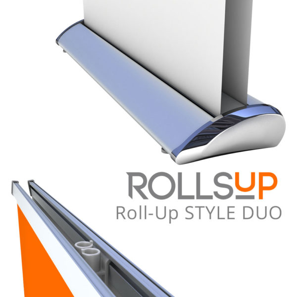Detailbild Roll-Up STYLE DUO